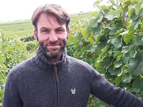Winemakers say healthy soil produces tasty vintages