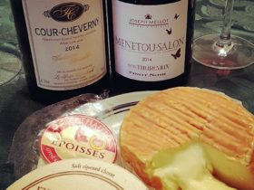 Combat Cold Weather By Enjoying Époisses Cheese and Crisp Wines